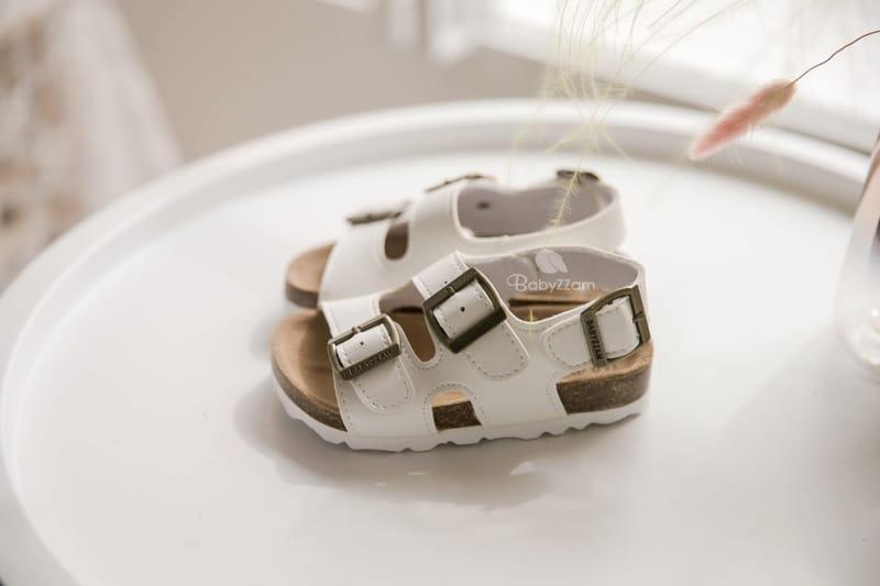 BABYZZAM - Korean Children Fashion - #Kfashion4kids - Cork Sandals - 10