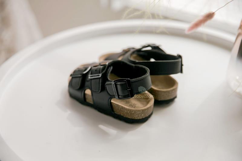 BABYZZAM - Korean Children Fashion - #Kfashion4kids - Cork Sandals - 12