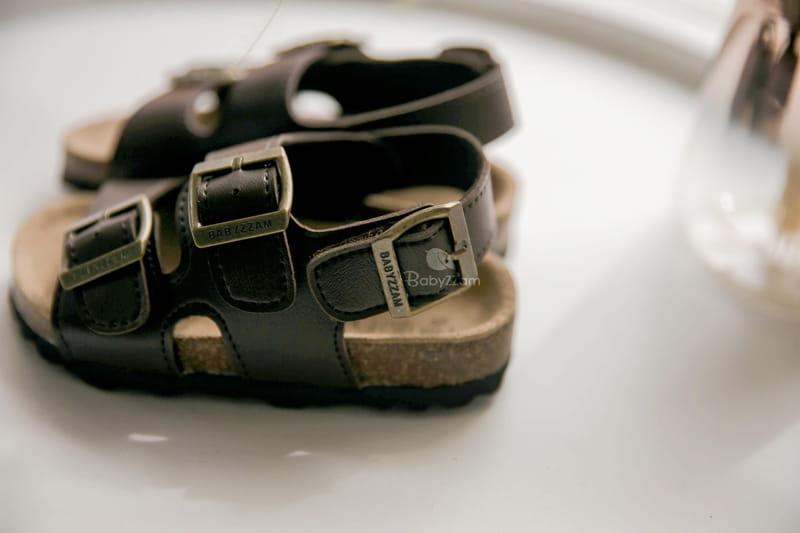 BABYZZAM - Korean Children Fashion - #Kfashion4kids - Cork Sandals - 5