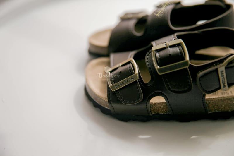 BABYZZAM - Korean Children Fashion - #Kfashion4kids - Cork Sandals - 6