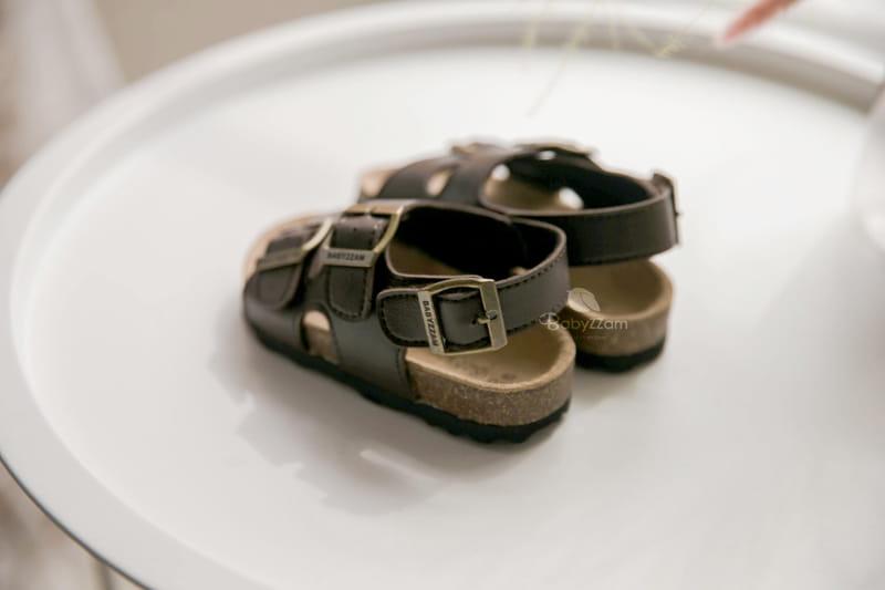 BABYZZAM - Korean Children Fashion - #Kfashion4kids - Cork Sandals - 7