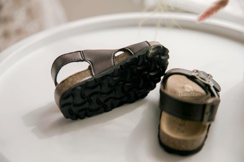BABYZZAM - Korean Children Fashion - #Kfashion4kids - Cork Sandals - 8