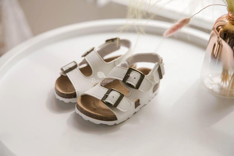 BABYZZAM - Korean Children Fashion - #Kfashion4kids - Cork Sandals - 9