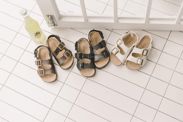 BABYZZAM - BRAND - Korean Children Fashion - #Kfashion4kids - Cork Sandals