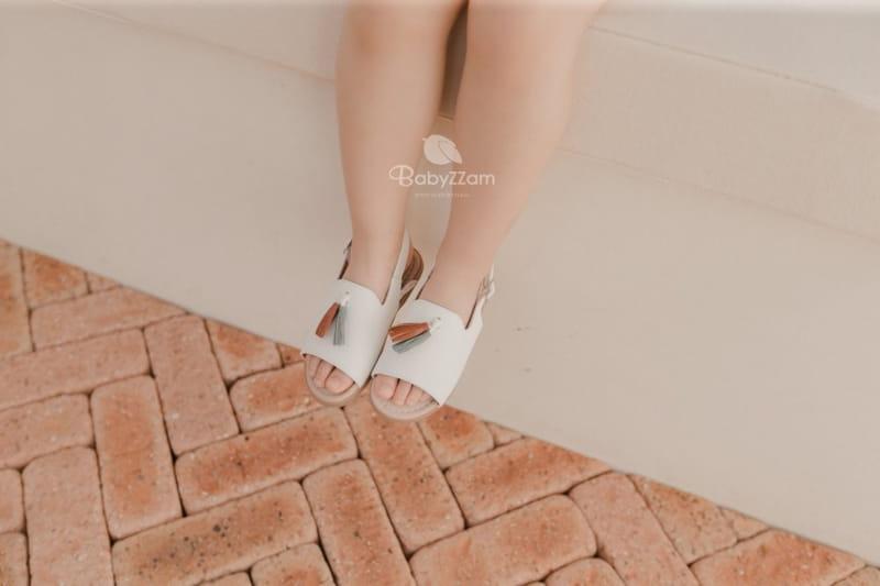 BABYZZAM - Korean Children Fashion - #Kfashion4kids - Tension Sandals - 2