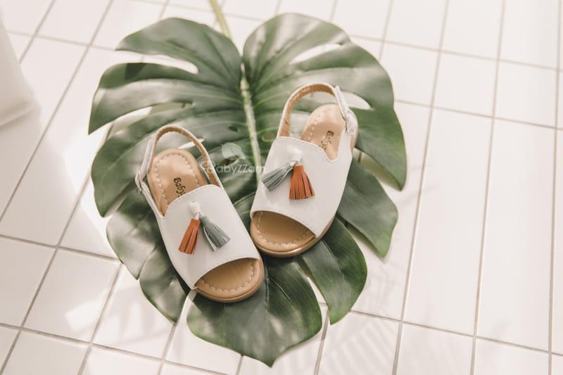 BABYZZAM - Korean Children Fashion - #Kfashion4kids - Tension Sandals - 4