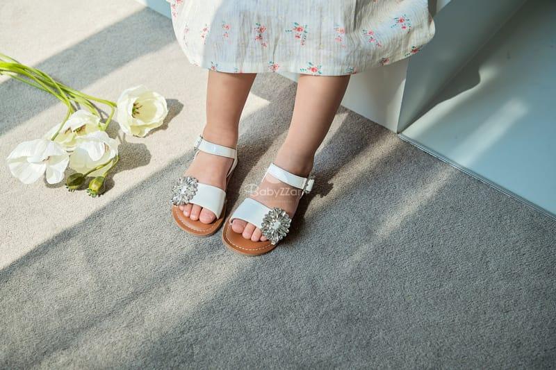 BABYZZAM - Korean Children Fashion - #Kfashion4kids - Purple Sandals - 5