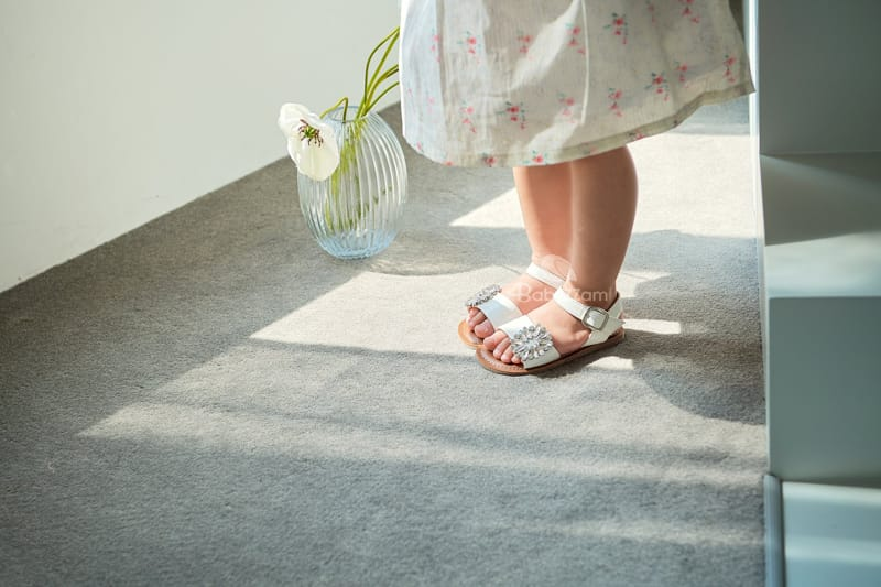 BABYZZAM - Korean Children Fashion - #Kfashion4kids - Purple Sandals - 6
