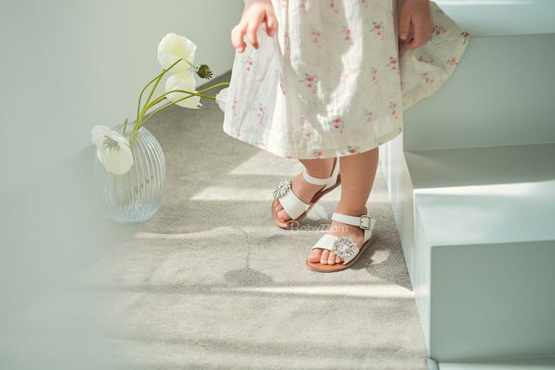BABYZZAM - Korean Children Fashion - #Kfashion4kids - Purple Sandals - 8
