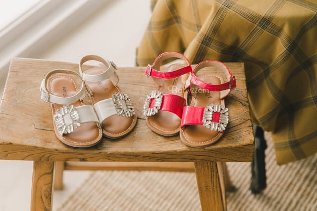 BABYZZAM - BRAND - Korean Children Fashion - #Kfashion4kids - Purple Sandals