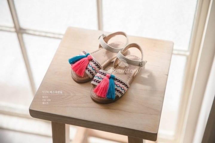 BABYZZAM - Korean Children Fashion - #Kfashion4kids - Ethnic Sandals