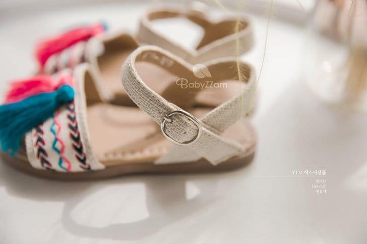BABYZZAM - Korean Children Fashion - #Kfashion4kids - Ethnic Sandals - 10