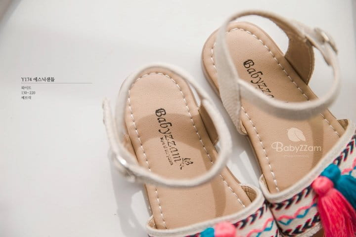 BABYZZAM - Korean Children Fashion - #Kfashion4kids - Ethnic Sandals - 11