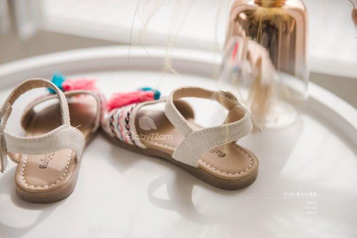 BABYZZAM - Korean Children Fashion - #Kfashion4kids - Ethnic Sandals - 12