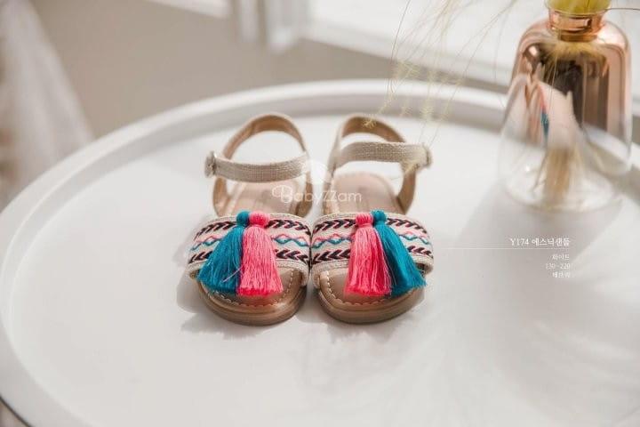 BABYZZAM - Korean Children Fashion - #Kfashion4kids - Ethnic Sandals - 2