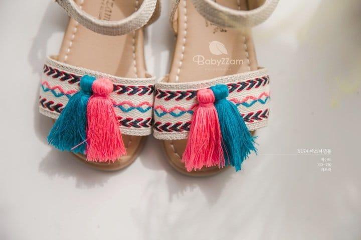 BABYZZAM - Korean Children Fashion - #Kfashion4kids - Ethnic Sandals - 5