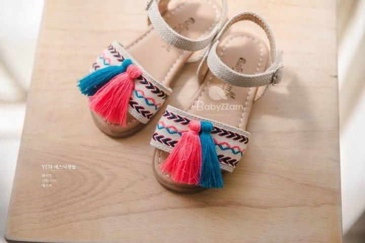 BABYZZAM - Korean Children Fashion - #Kfashion4kids - Ethnic Sandals - 6