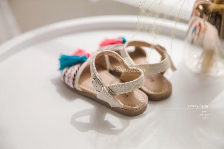 BABYZZAM - Korean Children Fashion - #Kfashion4kids - Ethnic Sandals - 8
