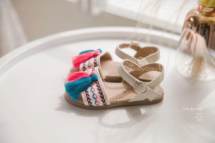 BABYZZAM - Korean Children Fashion - #Kfashion4kids - Ethnic Sandals - 9