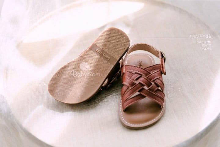 BABYZZAM - Korean Children Fashion - #Kfashion4kids - Bit Sandals - 11
