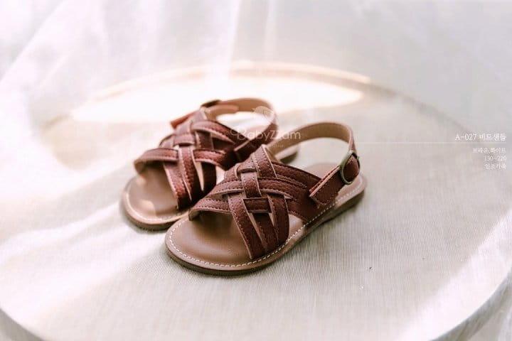 BABYZZAM - Korean Children Fashion - #Kfashion4kids - Bit Sandals - 12