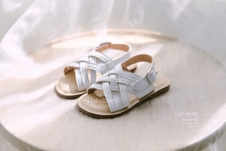 BABYZZAM - Korean Children Fashion - #Kfashion4kids - Bit Sandals - 3