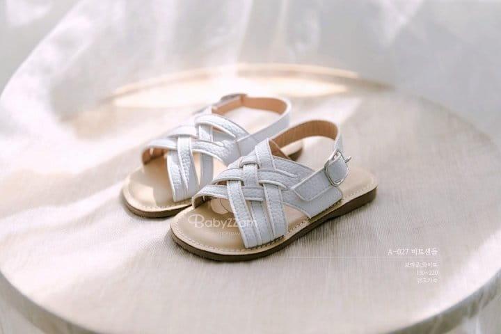 BABYZZAM - Korean Children Fashion - #Kfashion4kids - Bit Sandals - 6