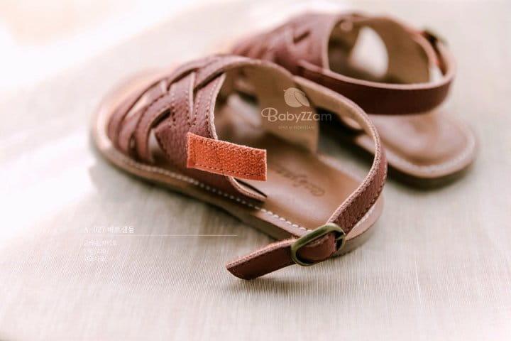 BABYZZAM - Korean Children Fashion - #Kfashion4kids - Bit Sandals - 7
