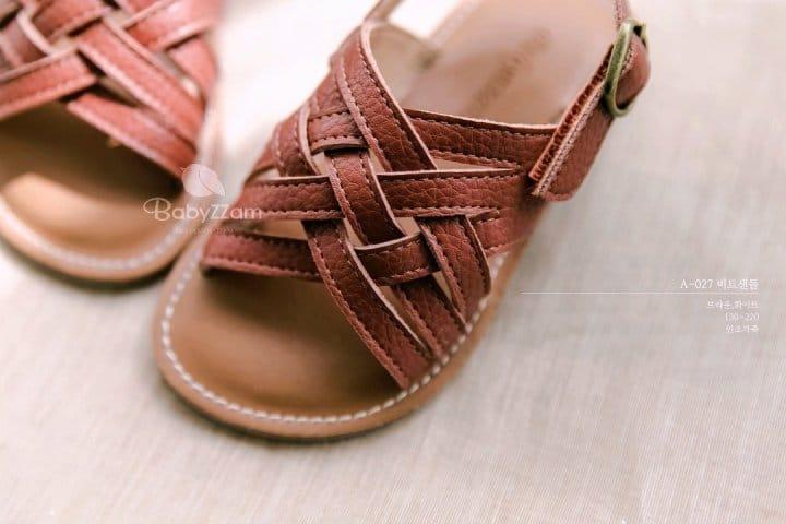 BABYZZAM - Korean Children Fashion - #Kfashion4kids - Bit Sandals - 9