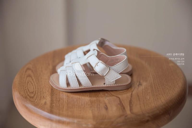 BABYZZAM - Korean Children Fashion - #Kfashion4kids - Glady Sandals - 10
