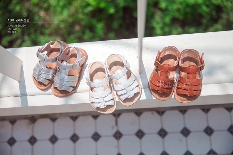 BABYZZAM - Korean Children Fashion - #Kfashion4kids - Glady Sandals - 4