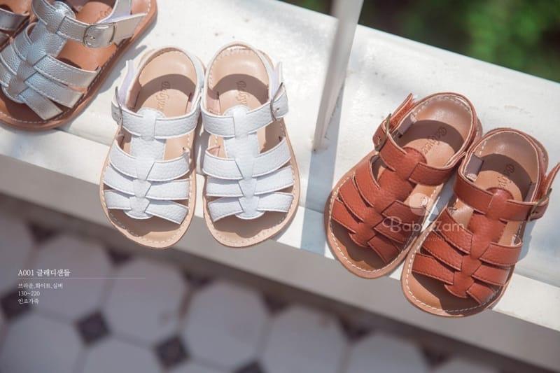 BABYZZAM - Korean Children Fashion - #Kfashion4kids - Glady Sandals - 5