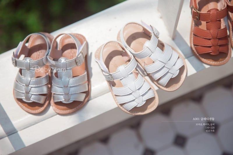 BABYZZAM - Korean Children Fashion - #Kfashion4kids - Glady Sandals - 6