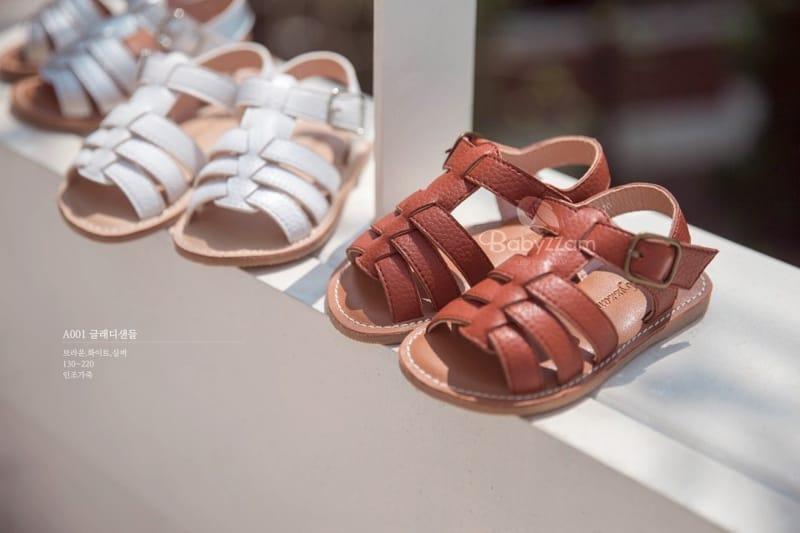 BABYZZAM - Korean Children Fashion - #Kfashion4kids - Glady Sandals - 7