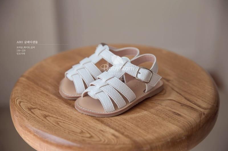 BABYZZAM - Korean Children Fashion - #Kfashion4kids - Glady Sandals - 9