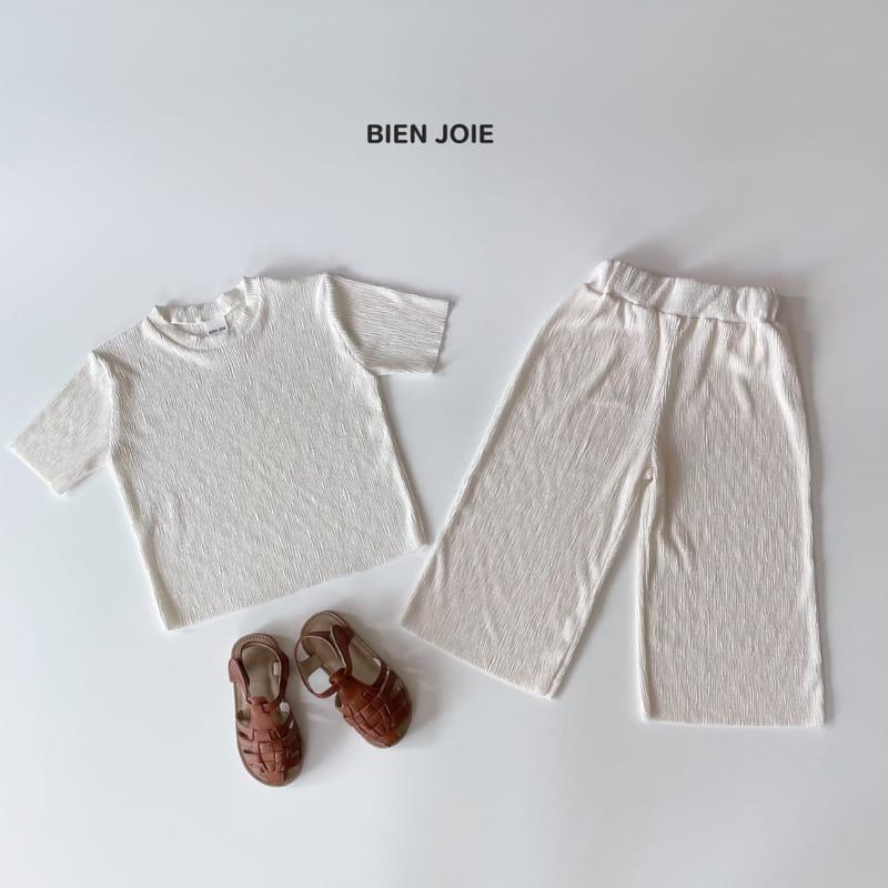 BIEN JOIE - Korean Children Fashion - #Kfashion4kids - El Top Bottom Set - 11