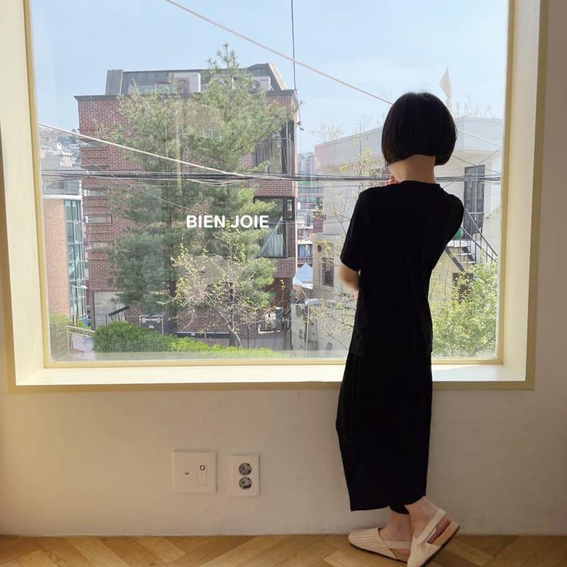 BIEN JOIE - Korean Children Fashion - #Kfashion4kids - El Top Bottom Set - 2