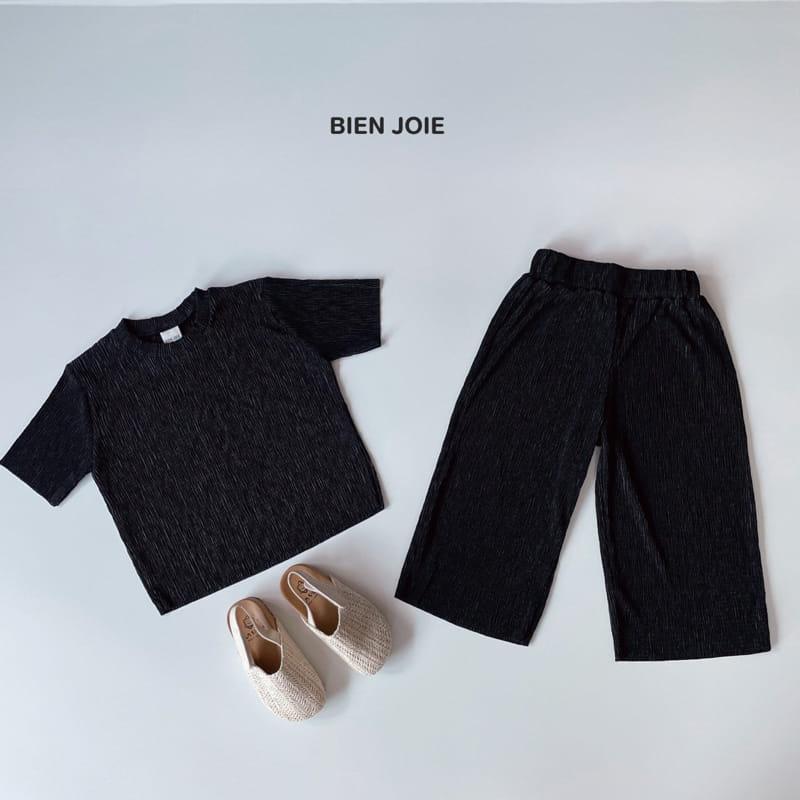 BIEN JOIE - Korean Children Fashion - #Kfashion4kids - El Top Bottom Set - 5