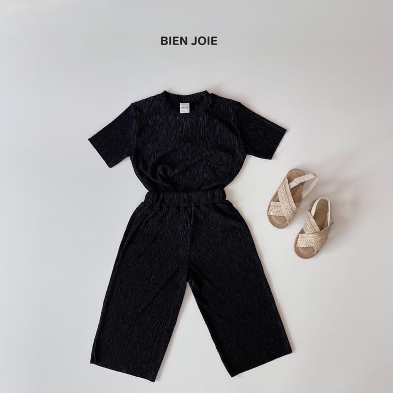 BIEN JOIE - Korean Children Fashion - #Kfashion4kids - El Top Bottom Set - 6