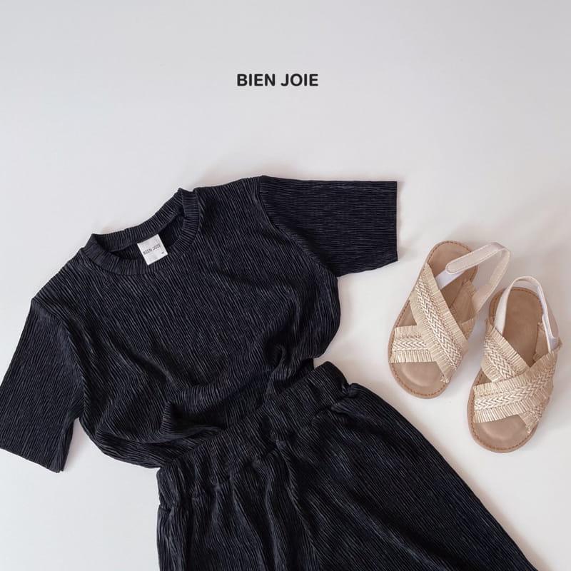 BIEN JOIE - Korean Children Fashion - #Kfashion4kids - El Top Bottom Set - 7