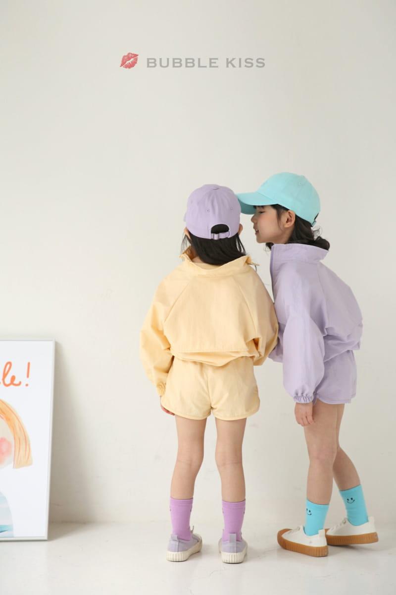 BUBBLE KISS - Korean Children Fashion - #Kfashion4kids - Anorak Pudding Shorts - 11