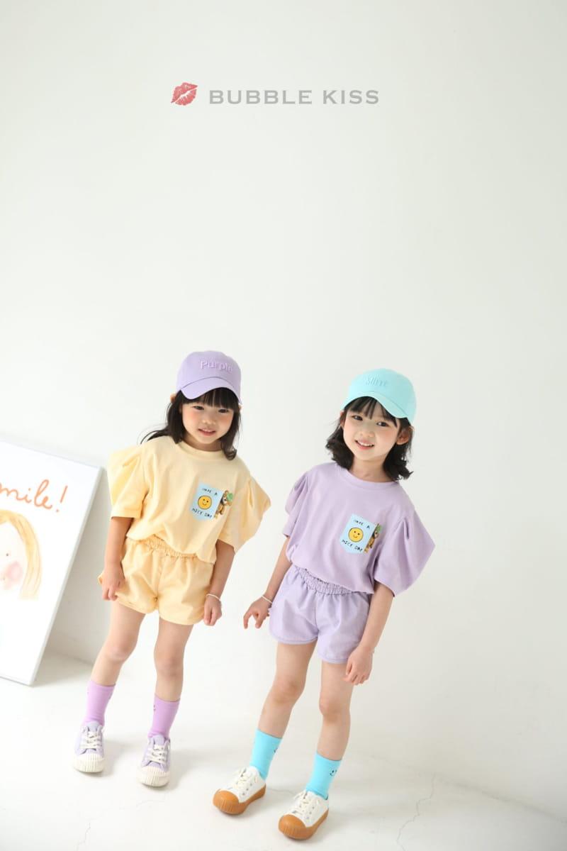 BUBBLE KISS - Korean Children Fashion - #Kfashion4kids - Anorak Pudding Shorts - 2