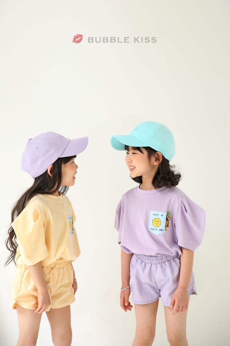 BUBBLE KISS - Korean Children Fashion - #Kfashion4kids - Anorak Pudding Shorts - 3