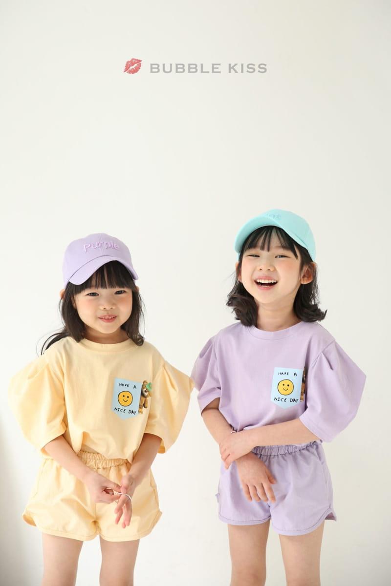 BUBBLE KISS - Korean Children Fashion - #Kfashion4kids - Anorak Pudding Shorts - 4