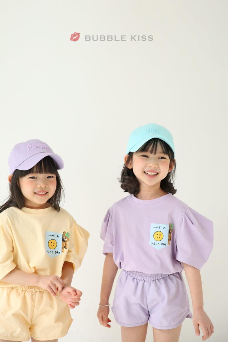 BUBBLE KISS - Korean Children Fashion - #Kfashion4kids - Anorak Pudding Shorts - 5