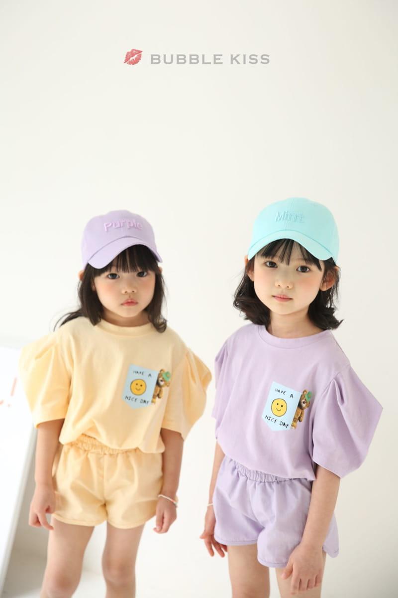 BUBBLE KISS - Korean Children Fashion - #Kfashion4kids - Anorak Pudding Shorts - 7
