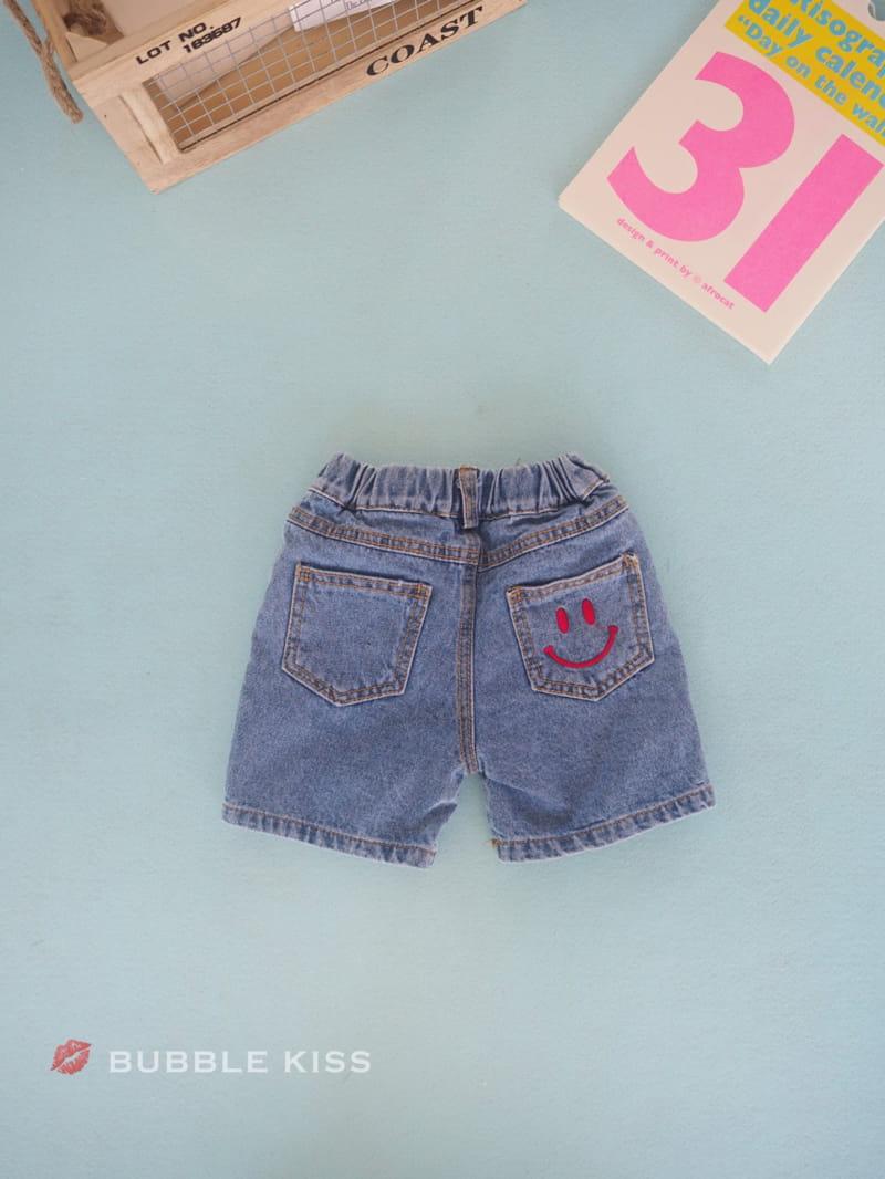 BUBBLE KISS - Korean Children Fashion - #Kfashion4kids - Smile Shorts - 2