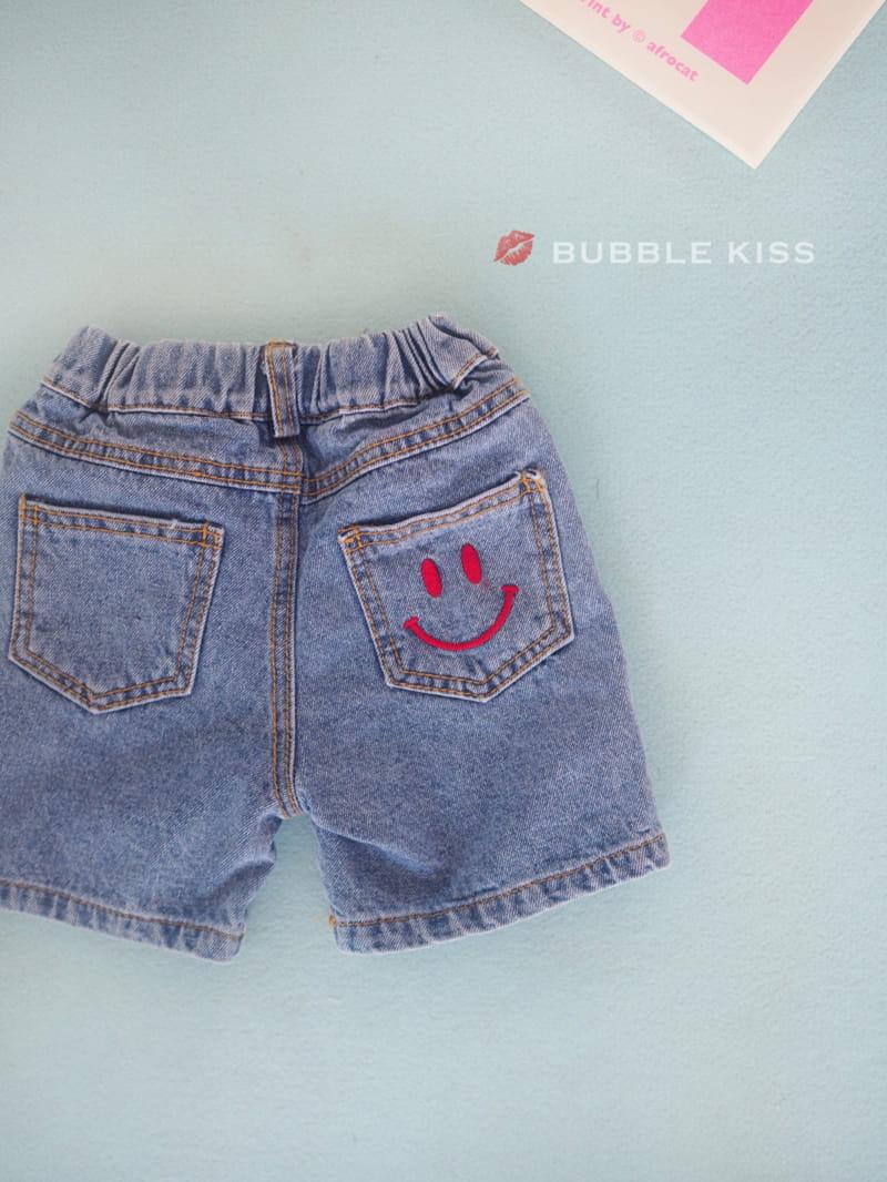 BUBBLE KISS - Korean Children Fashion - #Kfashion4kids - Smile Shorts - 3