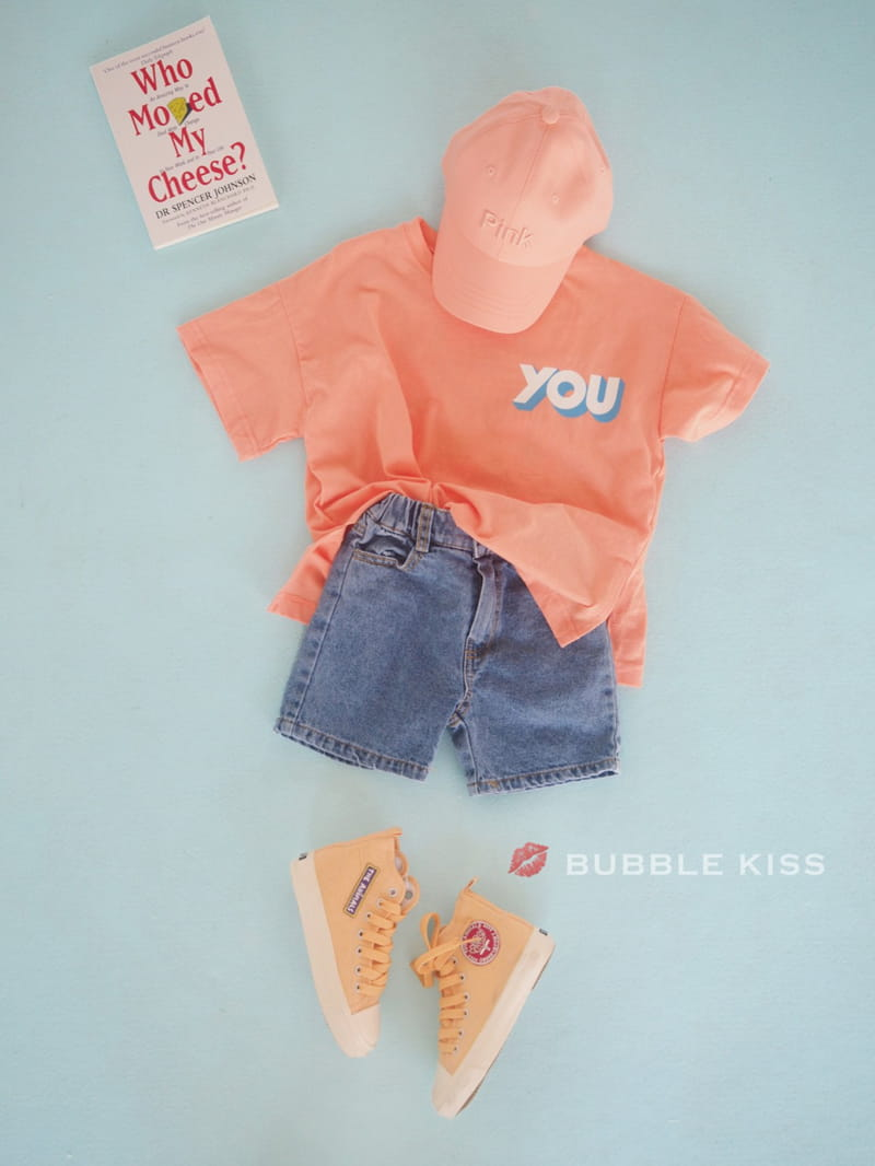 BUBBLE KISS - Korean Children Fashion - #Kfashion4kids - Smile Shorts - 6