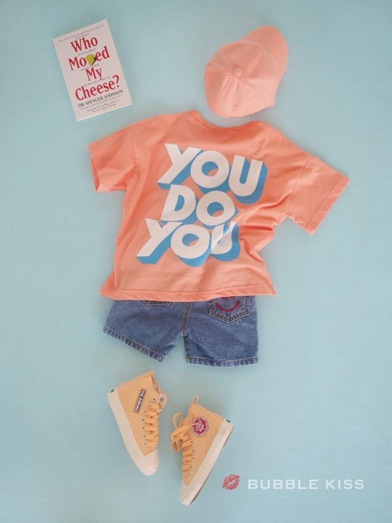 BUBBLE KISS - Korean Children Fashion - #Kfashion4kids - Smile Shorts - 7